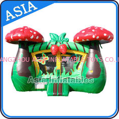 चीन Inflatable Strawberry Bouncer And Slide Combo Games For Children फैक्टरी