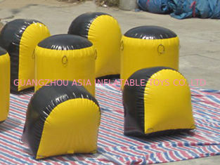 चीन Inflatable Paintball Bunker BUN31 Used on the Inflatable Bunkers फैक्टरी