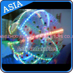 चीन Led Lighting 2.5m 1.0mm Tpu Zorb Ball For Kids With Ce Certificated फैक्टरी