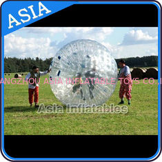 चीन 2.5m Children Human Hamaster Inflatable Zorb Ball , Grass Roller Ball फैक्टरी
