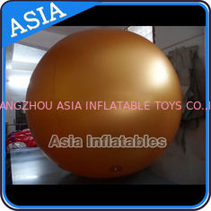 चीन Inflatable Helium Balloons Golden Round ,  Blank Sphere Ball , Cartoon Character फैक्टरी
