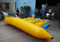 4 Riders Hot Air Welded Colorful Inflatable Flying Fish Towable Tube for Adults आपूर्तिकर्ता
