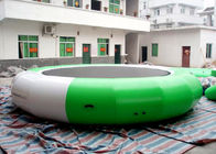 15' Rave aqua jump eclipse, water trampoline , inflatable jumping trampoline आपूर्तिकर्ता