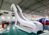 Customized Inflatable Water Sports, Inflatable Water Slide For Yacht Ship आपूर्तिकर्ता