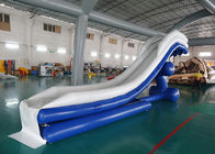 Inflatable Water Sports And Inflatable Boat Slide For Water Amusment Games आपूर्तिकर्ता
