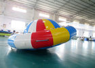 Ocean Disco Boat Inflatable Towable Tube / Floating Spinner Boat आपूर्तिकर्ता