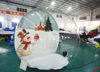 Customize TPU Inflatable Bubble House for Show आपूर्तिकर्ता