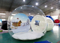 Inflatable Snow Globe for Sale with Background आपूर्तिकर्ता