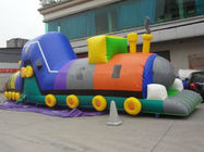 Mini Inflatable Tunnel Maze Games For Outdoor Children Amusement आपूर्तिकर्ता