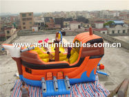 Outdoor Children Games, Inflatable Funland, Inflatable Funcity Games
