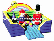 commercial inflatable combo for sale.cheap inflatable bounce house with slde.bouncy castle for kids.used combo for sale आपूर्तिकर्ता