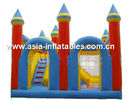 Funny inflatable combo/ inflatable bouncer with slide/ inflatable jumper आपूर्तिकर्ता