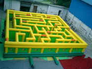 Inflatable Maze Games, Inflatable Tunnel Maze Game For Adults आपूर्तिकर्ता