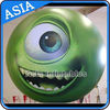 Large Inflatable Helium Balloon with UV protected printing , Sphere with Eyes Logo आपूर्तिकर्ता