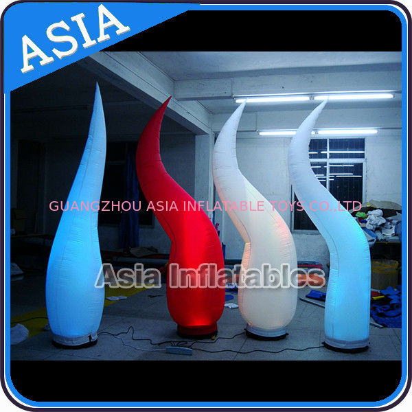 Outdoor and Indoor LED Lighted Custom Inflatable Yard Decoration आपूर्तिकर्ता