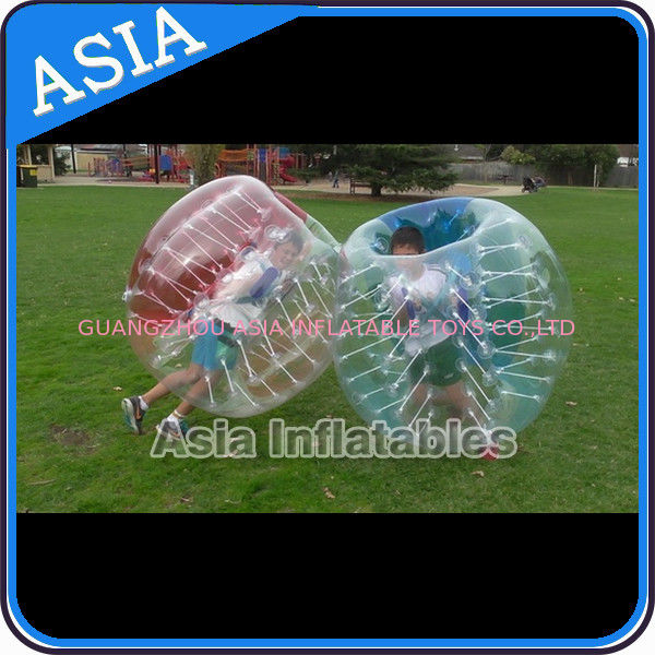 1.0 TPU Inflatable Bumper Ball , Inflatable sumo ball , Bubble soccer , Bubble football आपूर्तिकर्ता
