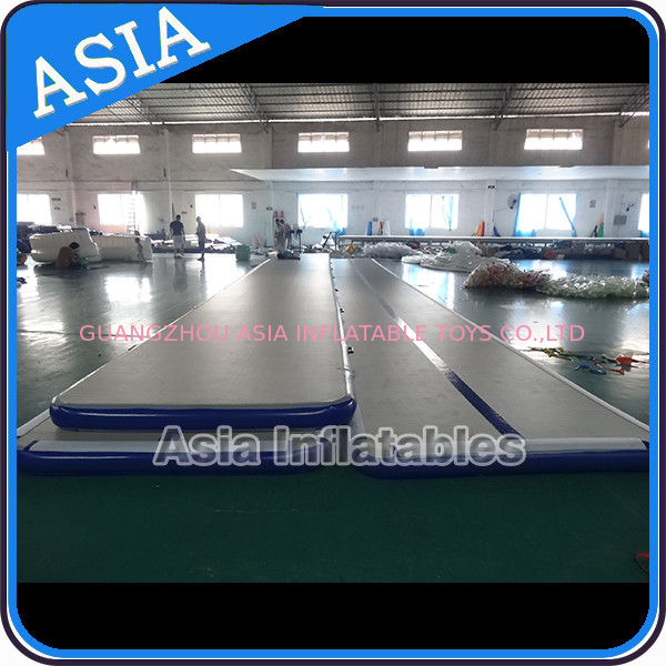 Dwf Material Custom Inflatable Gym Air Mat Used For Dancing आपूर्तिकर्ता