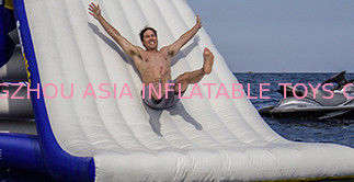Durability Inflatable Water Slide For Kids , Non-Rotting Yacht Slide आपूर्तिकर्ता