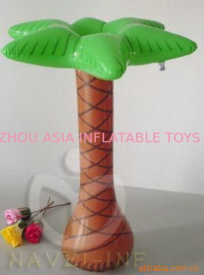 Outdoor Inflatable Lighting , Christmas Decoration Inflatable Palm Tree आपूर्तिकर्ता