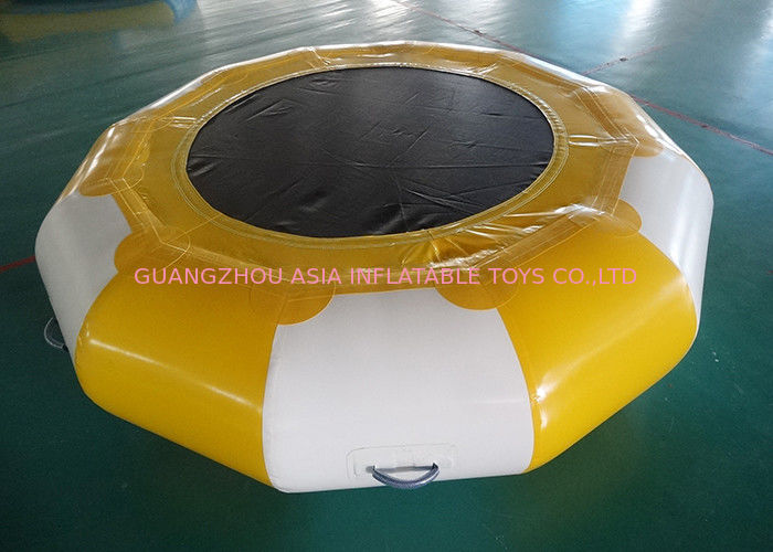 Inflatable Water Bounce , Inflatable Water Park Entertainment Sports