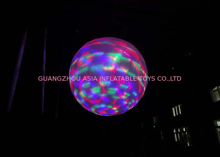 LED Inflatable Lighting Decoration Balloon Products for Events आपूर्तिकर्ता