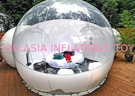 Custom Made Clear PVC Infaltable Bubble Tent for Outdoor Camping आपूर्तिकर्ता