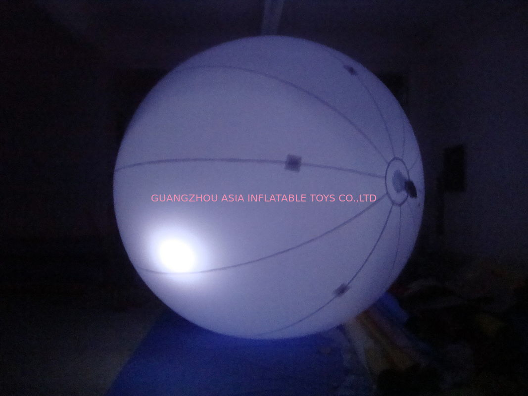 led inflatable balloon for advertising आपूर्तिकर्ता