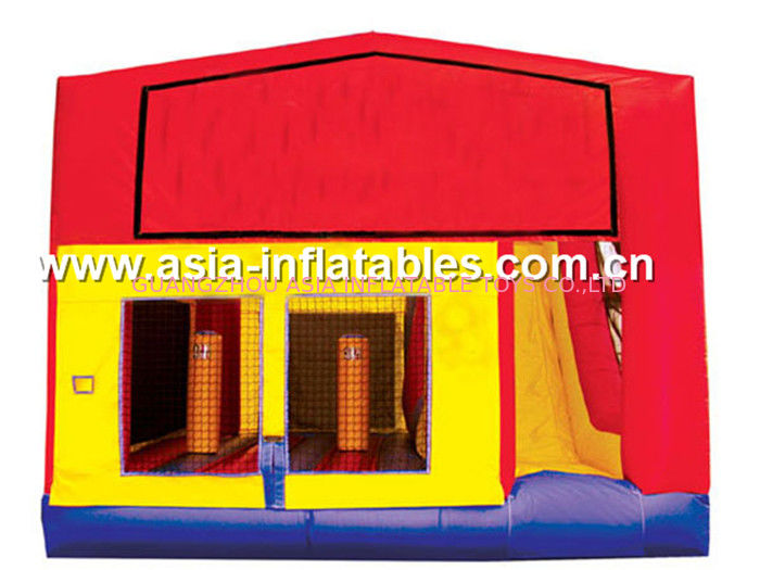 Popular Inflatable Bouncy Castle Inflatables China / Inflatable Combo for Kids आपूर्तिकर्ता