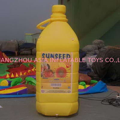 Sealed Inflatable Bottle / Replicate Model For Commercial Use आपूर्तिकर्ता