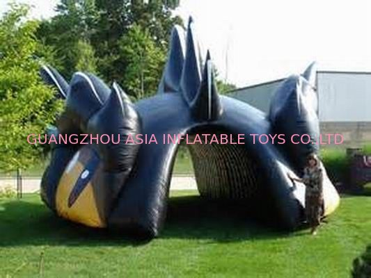 New Design Inflatable Arches Door, Inflatable Tunnel For Advertising आपूर्तिकर्ता