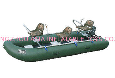 CE / UL Pump & Blower Inflatable Sports Boat As Entertainment Boat आपूर्तिकर्ता