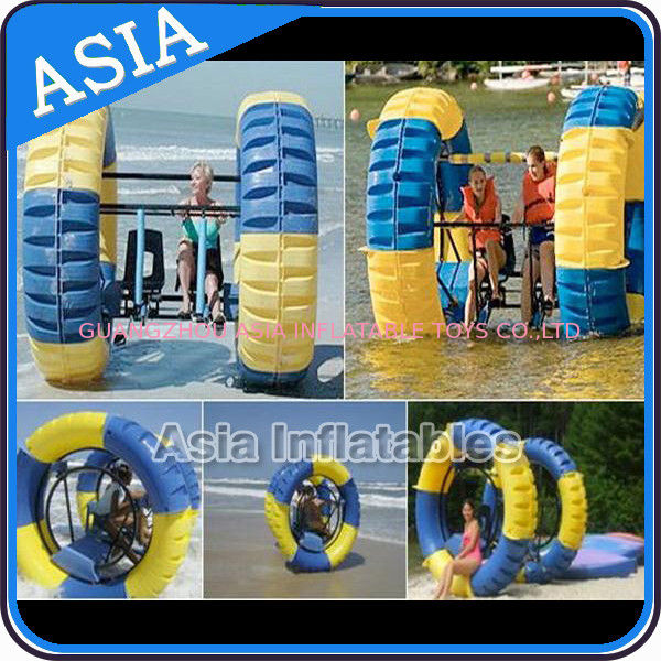 Latest Water Game Inflatable Rolling Ball for Promotion आपूर्तिकर्ता