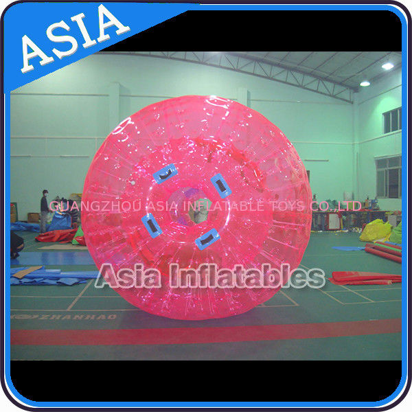 0.8mm Colourful PVC Giant Inflatable Zorb Grassplot Ball for Entertainment आपूर्तिकर्ता