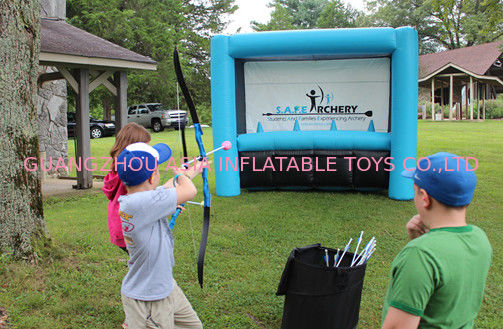 Inflatable Safe Archery Archery Hoverball Target Challenge For Children आपूर्तिकर्ता
