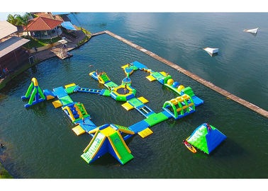 Huge Outdoor Inflatable Water Parks for Adult / Inflatable Water Games